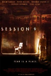 Session Nine Cover Image
